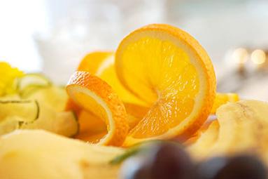 Obst und Gemuese