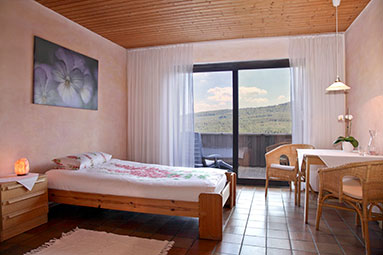 Zimmer im Gesundheitshaus